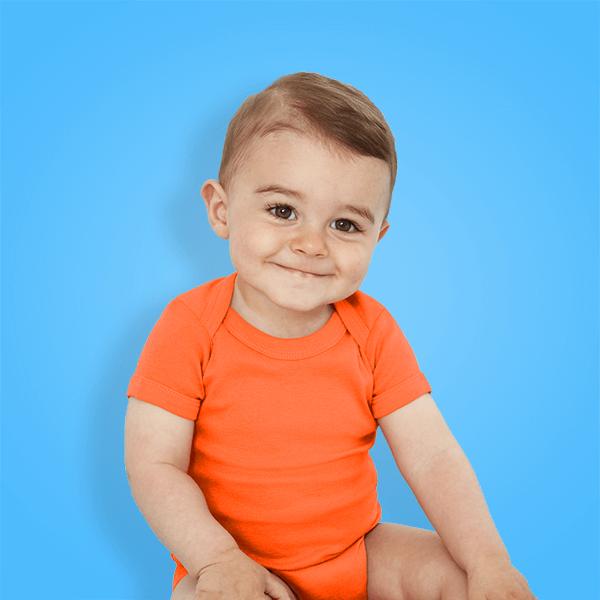 Baby rompertje bedrukken